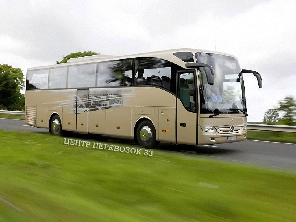 пассажирские перевозки во Владимире на автобусе