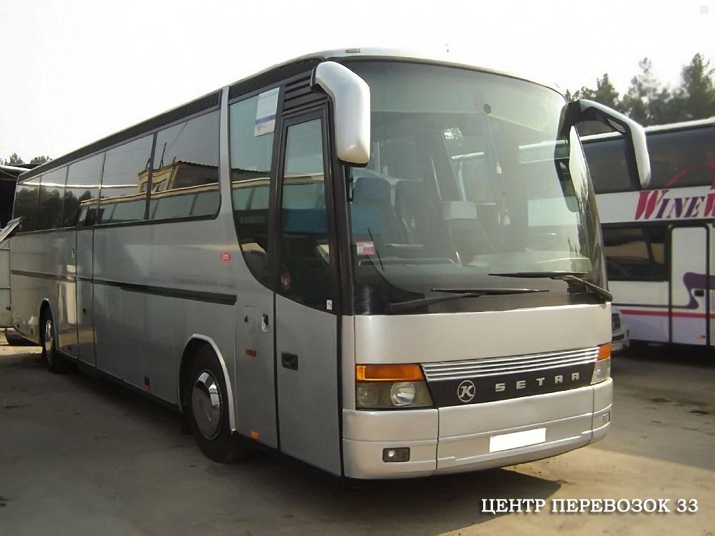Заказать автобус на свадьбу во Владимире